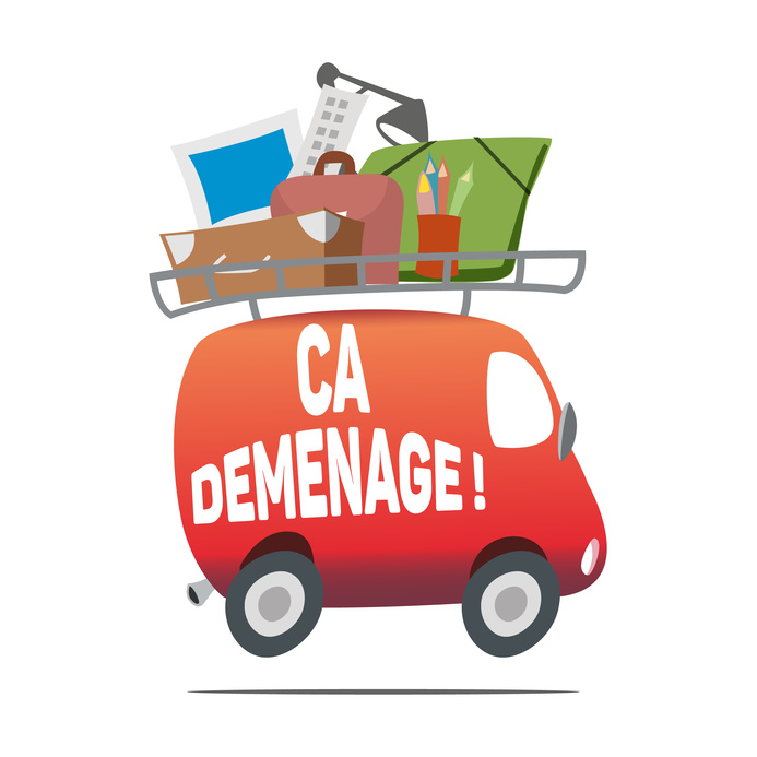 Package de relocation